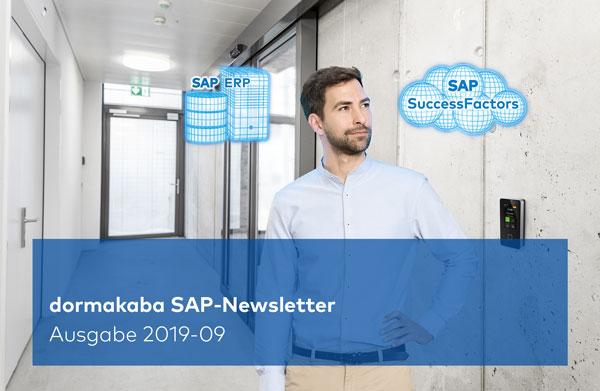 dormakaba SAP-Newsletter Header